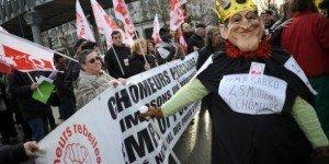 La CGT appelle à voter contre Nicolas Sarkozy dans ARTICLES chomeurscgt_0-300x150