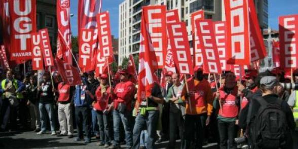 Espagne : le mouvement social s'intensifie dans ARTICLES aaa